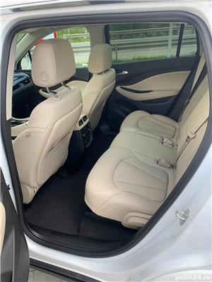 Buick Envision 2019 SUV Alb - imagine 10
