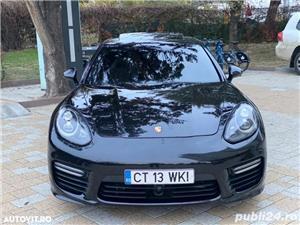 Porsche panamera  - imagine 5