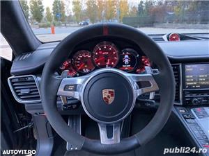 Porsche panamera  - imagine 12