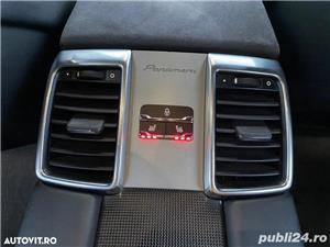 Porsche panamera  - imagine 15