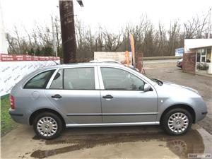 SKODA FABIA 1,4-16V - EURO 4 - LIVRARE GRATIS / BUY BACK / TEST DRIVE / RATE FIXE / GARANTIE  - imagine 5