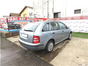 SKODA FABIA 1,4-16V - EURO 4 - LIVRARE GRATIS / BUY BACK / TEST DRIVE / RATE FIXE / GARANTIE  - imagine 4