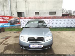SKODA FABIA 1,4-16V - EURO 4 - LIVRARE GRATIS / BUY BACK / TEST DRIVE / RATE FIXE / GARANTIE  - imagine 15