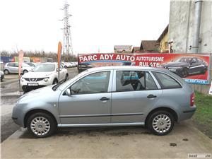 SKODA FABIA 1,4-16V - EURO 4 - LIVRARE GRATIS / BUY BACK / TEST DRIVE / RATE FIXE / GARANTIE  - imagine 6