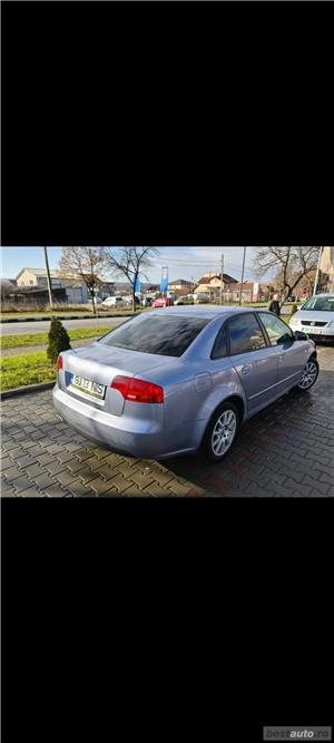 Audi A4 B7 1,9 tdi 116cp - imagine 4