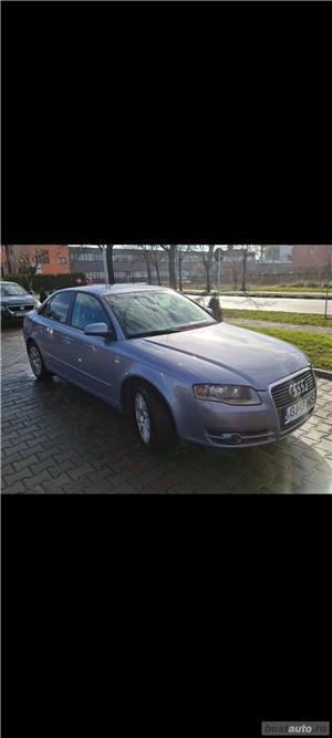 Audi A4 B7 1,9 tdi 116cp - imagine 3