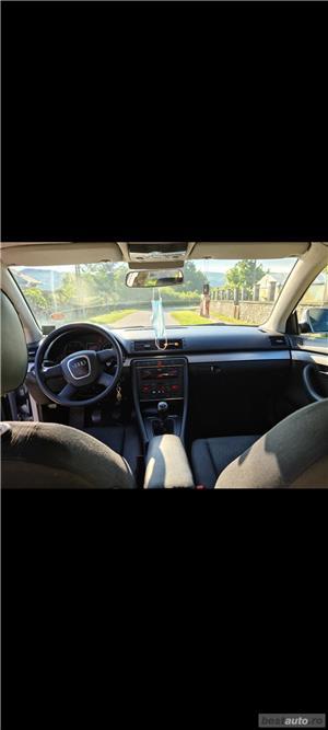Audi A4 B7 1,9 tdi 116cp - imagine 5