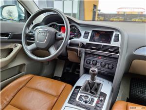 AUDI A6 FACELIFT   QUATTRO   NAVIGATIE   LIVRARE GRATUITA/Garantie/Finantare/Buy Back - imagine 6