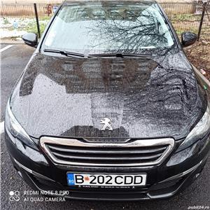 Peugeot 308 1,6 benzina, 125 CP, 2015, 54.600 km, ITP 18.01.2023, Fiscal - imagine 1