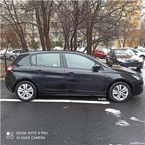 Peugeot 308 1,6 benzina, 125 CP, 2015, 54.600 km, ITP 18.01.2023, Fiscal - imagine 2
