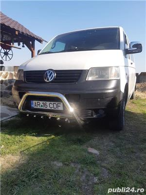 Vw T5 Transporter  - imagine 1