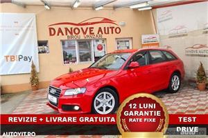 Audi A4 Revizie + Livrare GRATUITE, Garantie 12 Luni, RATE FIXE, 211 cp, 4x4, Euro 5 - imagine 1