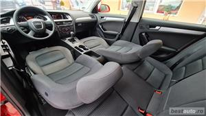 Audi A4 Revizie + Livrare GRATUITE, Garantie 12 Luni, RATE FIXE, 211 cp, 4x4, Euro 5 - imagine 13