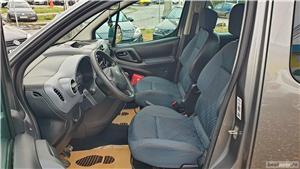 PEUGEOT PARTNER - GARANTIE 12 LUNI -REVIZIE+LIVRARE GRATUITA -TEST DRIVE -RATE FIXE CU AVANS 0%.  - imagine 10