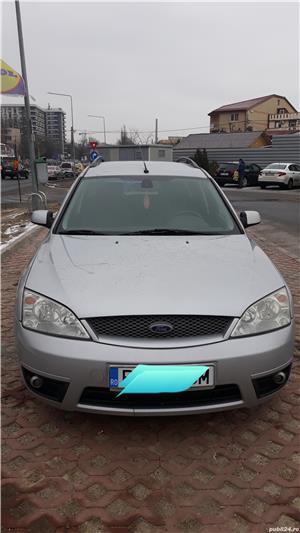 Ford Mondeo MK5 Ford Mondeo MK5 2004 . Oferit de Persoana fizica.