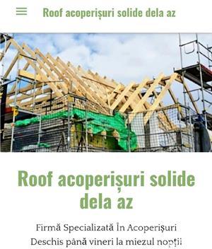 roof acoperișuri solide dela az dela az  - imagine 1