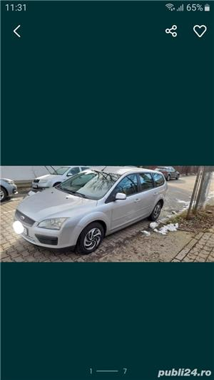 Ford Focus an 2007 - imagine 2