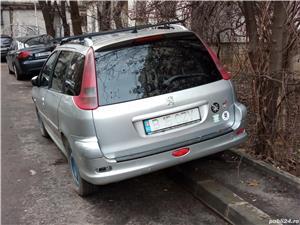 Închiriez Peugeot 206 sw - imagine 1