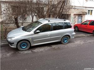 Închiriez Peugeot 206 sw - imagine 2