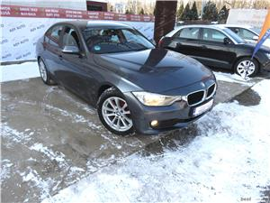 BMW 3.18 d - 143 CP- MODEL 2013 - EURO 5 - LIVRARE + RATE FIXE - GARANTIE - BUY BACK - TEST DRIVE  - imagine 2