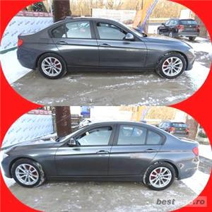 BMW 3.18 d - 143 CP- MODEL 2013 - EURO 5 - LIVRARE + RATE FIXE - GARANTIE - BUY BACK - TEST DRIVE  - imagine 10