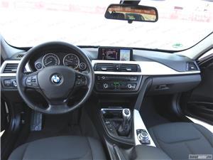 BMW 3.18 d - 143 CP- MODEL 2013 - EURO 5 - LIVRARE + RATE FIXE - GARANTIE - BUY BACK - TEST DRIVE  - imagine 15