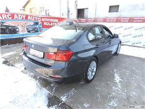 BMW 3.18 d - 143 CP- MODEL 2013 - EURO 5 - LIVRARE + RATE FIXE - GARANTIE - BUY BACK - TEST DRIVE  - imagine 4
