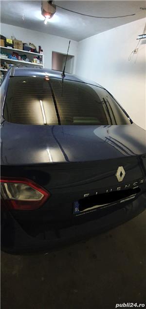 Renault fluence diesel 1.5 - imagine 7