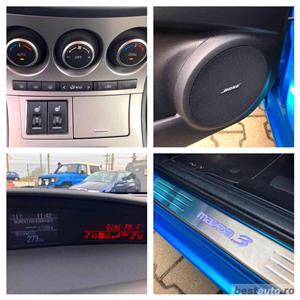 Mazda 3 2009 1.6 Benzina Dublu climatronic Incalzire scaune Recent adusa - imagine 10