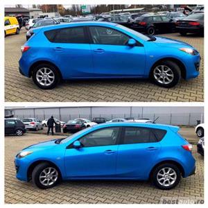 Mazda 3 2009 1.6 Benzina Dublu climatronic Incalzire scaune Recent adusa - imagine 5