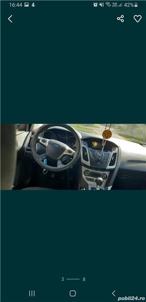 Ford Focus MK3 - imagine 4