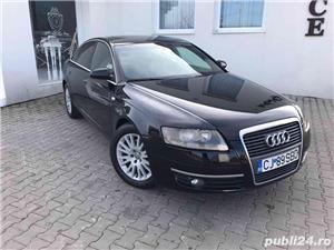 Audi A6 2.0 Diesel-automat-piele-navi mare-bose-audio. Audi A6 2007 2.0 S-line. - imagine 2