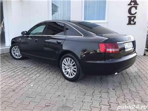 Audi A6 2.0 Diesel-automat-piele-navi mare-bose-audio. Audi A6 2007 2.0 S-line. - imagine 3