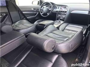 Audi A6 2.0 Diesel-automat-piele-navi mare-bose-audio. Audi A6 2007 2.0 S-line. - imagine 6