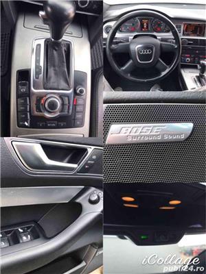 Audi A6 2.0 Diesel-automat-piele-navi mare-bose-audio. Audi A6 2007 2.0 S-line. - imagine 8