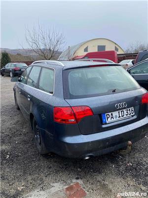 Audi A4 quatro (4x4) - imagine 4