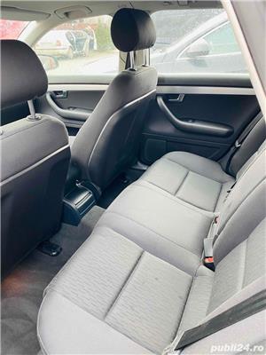 Audi A4 quatro (4x4) - imagine 7