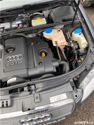 Audi A4 quatro (4x4) - imagine 6