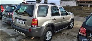 Ford Maverick 2.0 Benzina, 4x4, an 2001, 255000km, 3590 Euro sau RATE FIXE.  - imagine 4