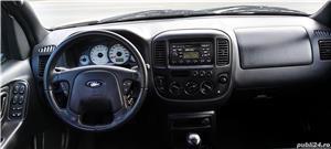 Ford Maverick 2.0 Benzina, 4x4, an 2001, 255000km, 3590 Euro sau RATE FIXE.  - imagine 5