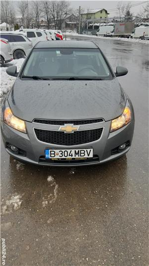 Chevrolet cruze  - imagine 8
