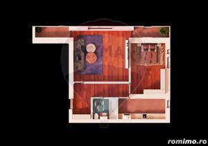 2 camere de vanzare, bloc nou, 0% Comision - imagine 1