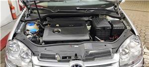Golf 5 limuzina, 1.4, 75 CP, an 2006, clima, jante, euro 4, 2990 Euro sau RATE FIXE.  - imagine 5