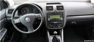 Golf 5 limuzina, 1.4, 75 CP, an 2006, clima, jante, euro 4, 2990 Euro sau RATE FIXE.  - imagine 7