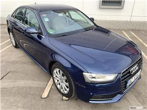 Audi A4 S-Line 2.0 TDI facelift  2015  Navi  Automatik  Xenon Full Led    10500 - imagine 1