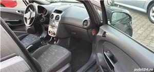 Opel Corsa d 1.3CDTI, 2011, 4 usi, Euro 5, Jante, 4490 Euro sau RATE FIXE. - imagine 5