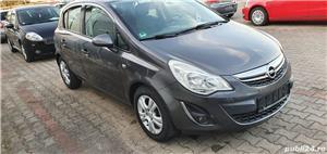 Opel Corsa d 1.3CDTI, 2011, 4 usi, Euro 5, Jante, 4490 Euro sau RATE FIXE. - imagine 2