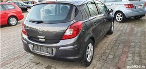 Opel Corsa d 1.3CDTI, 2011, 4 usi, Euro 5, Jante, 4490 Euro sau RATE FIXE. - imagine 4