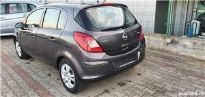 Opel Corsa d 1.3CDTI, 2011, 4 usi, Euro 5, Jante, 4490 Euro sau RATE FIXE. - imagine 3