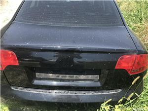 Capota portbagaj Audi A4 B7 S LINE - imagine 1